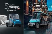 MELEX în ROMÂNIA. Autovehicule pur electrice