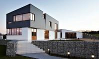 Casa gandita sa se adapteze nevoilor viitoare ale unui cuplu Echipa londoneza Alma-nac Architects a proiectat