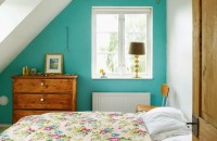 6 culori aprinse de încercat dacă ai un dormitor mic