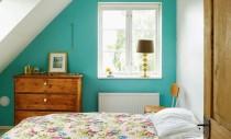 6 culori aprinse, numai bune de incercat daca ai un dormitor mic