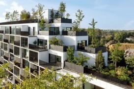 Pădurea verticală din Anvers