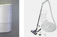 Aspiratorul central IVD-660, soluţia ideală pentru suprafeţe de până la 150 m2