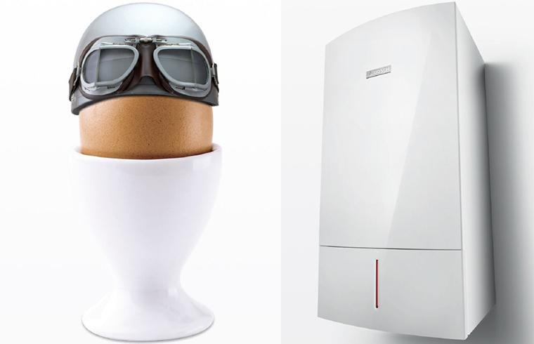 Fara dureri de cap. Programul Protectie Plus: 5 ani garantie pentru centralele cu condensare Bosch
