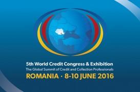 Save the date! Au ramas mai putin de 3 luni pana la 'World Credit Congress &