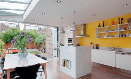 Culori creative ce pot face bucătăria să strălucească