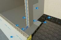 Hidroizolarea unei fundații nou turnate