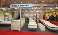 Green Future are stand expozitional la BIFE-SIM Green Future producator roman de produse premium de bedding