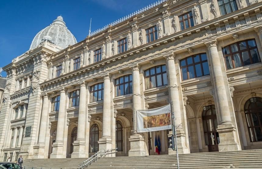 """Concursul international de arhitectura """"Noul Muzeu National de Istorie a Romaniei"""" anulat la un an si o zi de la deschidere"""
