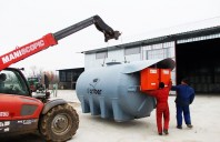1st Criber – rezervoare dedicate pentru distribuția de carburant și AdBlue