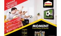 Castiga cu Moment seturi de canapele televizoare smart si multe alte premii Moment te provoaca sa