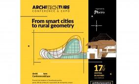 În numai 10 zile ne vedem la ArchiTECHture Conference&Expo!