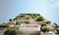 Al doilea turn-gradina va fi in Elvetia Turnul impresionant care va gazdui unitati locative va fi