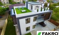 Ferestrele FAKRO pentru acoperiș terasă vă invită la relaxare pe malurile însorite ale Oltului De la