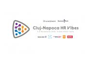 Feel the HR VIBES la Cluj-Napoca 5-6 noiembrie 2019 Speakeri internaționali și experți locali vor vorbi