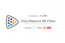 Feel the HR VIBES la Cluj-Napoca, 5-6 noiembrie 2019