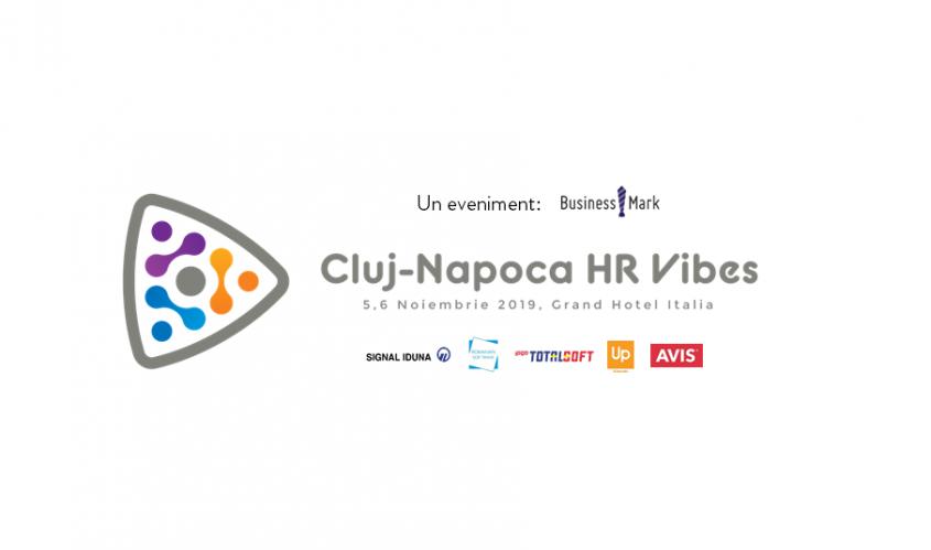 Feel the HR VIBES la Cluj-Napoca, 5-6 noiembrie 2019