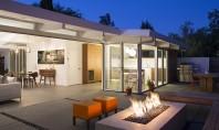 Reamenjare si recompartimentare tinand cont de stilul original al casei Echipa de la Klopf Architecture a