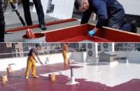 Membrane lichide pentru acoperiș - Proceduri de aplicare