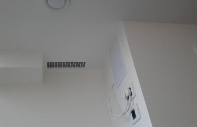 Ventilatie cu recuperare de caldura pentru un apartament de birouri din Bucuresti