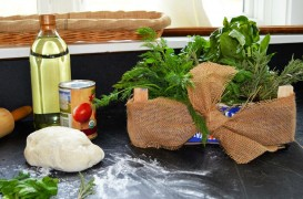 De făcut împreună cu cei mici: ghiveciul pentru mirodenii
