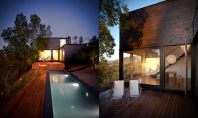 O casa de vacanta in mijlocul naturii Echipa Ema Arquitectos a proiectat o casa de vacanta