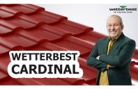 Profilul Cardinal de la Wetterbest - soluția pentru acoperișuri simple și complexe