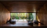 Descoperă cum a fost renovată o casă de lectură în stil japonez O casa de lectura