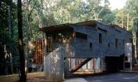 Case din lemn beton sau metal? Arhitectura contemporană este uneori greu de descifrat Ce știm despre