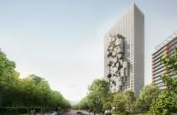 Cea mai înaltă clădire a Albaniei va avea harta țării pe fațadă (Foto) Ca si cum acest titlu mult ravnit de arhitecti si de dezvoltatori nu era de ajuns, constructia va iesi in evidenta si prin harta cu aspect pixelat a Albaniei,