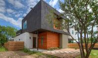 Resedintele Live Oak arhitectura placuta si eficienta Echipa de la Sett Studio a finalizat doua case