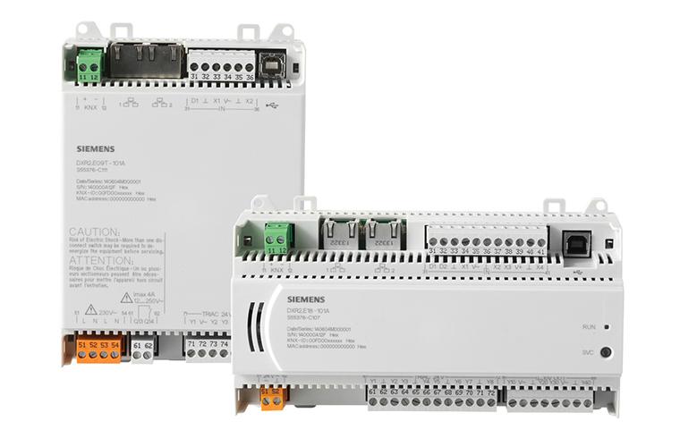 Statia compacta de automatizare a camerei Desigo DXR2 sporeste eficienta si confortul