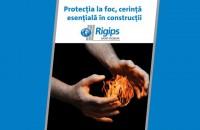 Siguranta in caz de incendiu, o preocupare constanta a companiei Saint-Gobain Rigips Romania