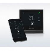 cum poate acest termostat sa lucreze cu incalzirea din pardoseala distribuitoarele si grupurile de pompare si