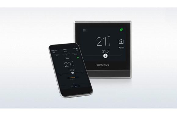 Siemens lansează termostatul Inteligent