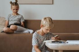 Doi copii, o singura camera: Cele mai bune trucuri de design