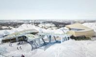 Daniel Libeskind propune un centru de agrement in Lituania La inceputul acestui an biroul de proiectare
