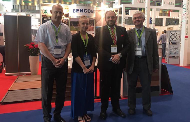 Bencomp Buzau la PROJECT QATAR 2016
