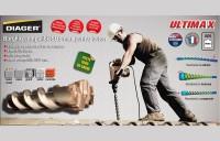 Burghiu SDS-max ULTIMAX marca Diager