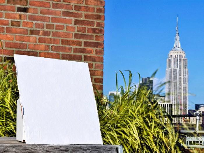 Cel mai alb alb: O nouă vopsea ar putea să ne scape de nevoia de aer condiționat