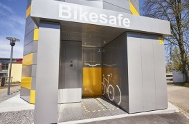 WÖHR Bikesafe - soluția rapidă, sigură și eficientă pentru a-ți parca bicicleta în mod automat