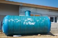 Rezervoare fibra sticla