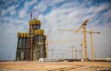 Noul record in constructii: Kingdom Tower de la Jeddah, cea mai inalta cladire construita vreodata