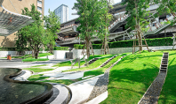"Padure urbana in Bangkok Firma Trop a primit propunerea de a proiecta o gradina numita ""Pyne"