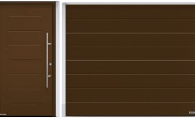 Uşa de intrare în locuinţă şi uşa de garaj HORMANN - cel mai bun preţ
