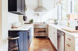 Soluţii pentru bucătării înguste