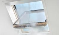 Sistem performant pentru evacuarea fumului - de la VELUX Pe langa bine-cunoscutele ferestre de mansarda VELUX