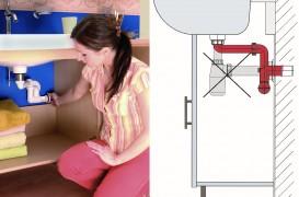 HL – Sifoane practice pentru lavoare şi spălătoare ce asigură un spaţiu generos