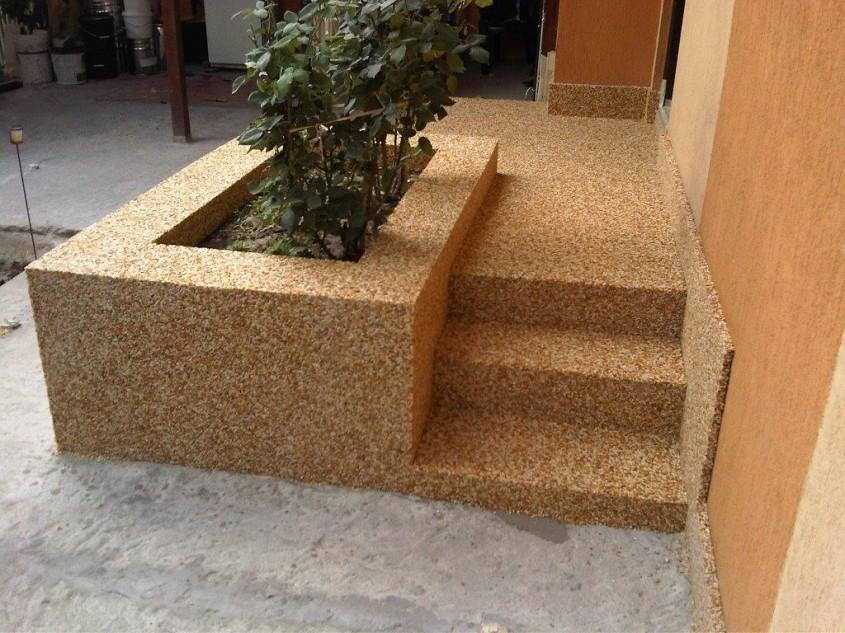 Covorul de piatra, un sistem de pavare modern