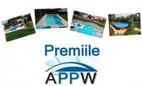 "Informatii noi despre Concursul de Piscine ""Premiile APPW""!"