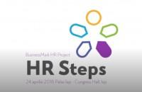 HR Steps 2018 - 24 aprilie, Palas Iași HR managerii dețin misiunea grea de a îmbina focusul pe satisfacția angajaților cu cea de business partner, oferind astfel suport tuturor departamentelor din companie.